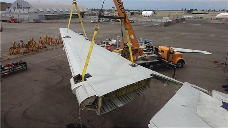 2027년까지 상업용 항공기 해체, 해체 및 재활용 시장이 5조 4천만 달러에 달합니다.성장을 돕기 위해 저렴한 재활용 재료의 가용성, 행운비즈니스 통찰력을 말한다™